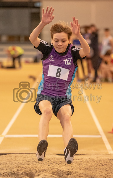 Scottish Athletics Indoor League Match 1