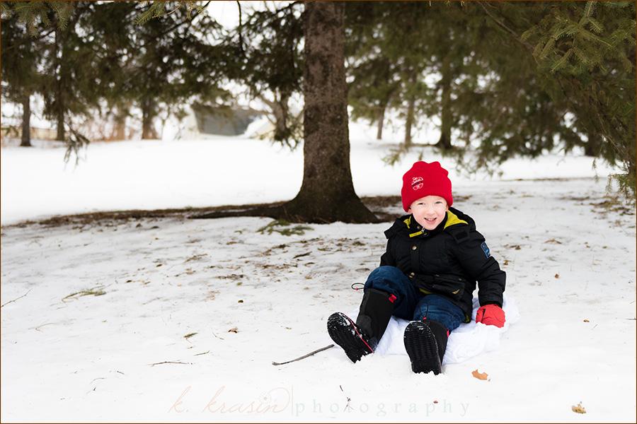 Will under tree