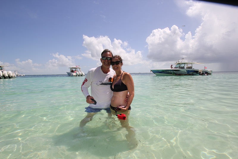 Great Guana Cay - Nippers, etc.