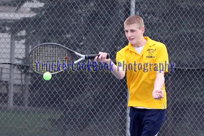 2013 Boys Tennis / Fremont Ross