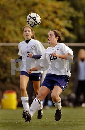 2008-10-29 Southside HS Girls Soccer Playoffs vs Seaford HS, 4-1