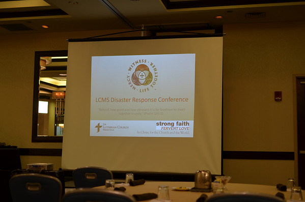 2013 LCMS Disaster Response Conference Oct. 8-10