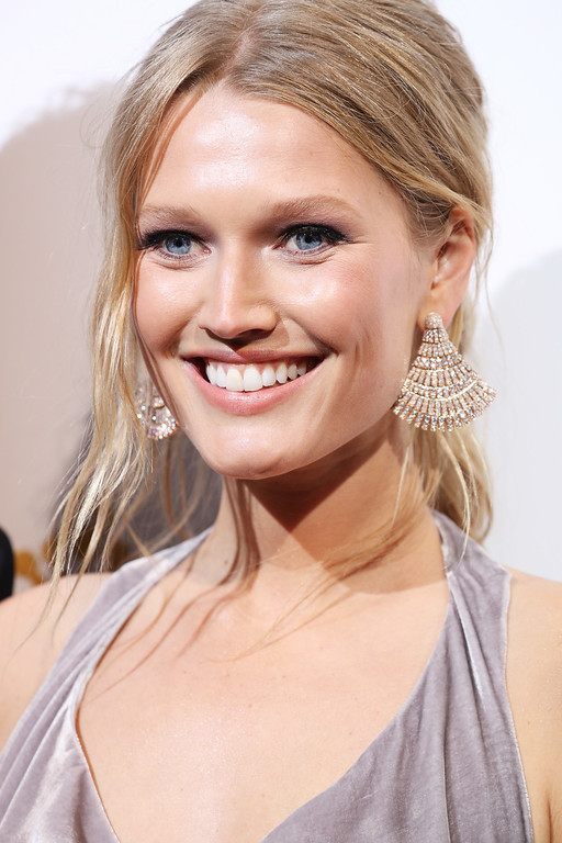 . Toni Garrn attends the De Grisogono Party at the annual 69th Cannes Film Festival at Hotel du Cap-Eden-Roc on May 15, 2016 in Cap d\'Antibes, France.  (Photo by Andreas Rentz/Getty Images)