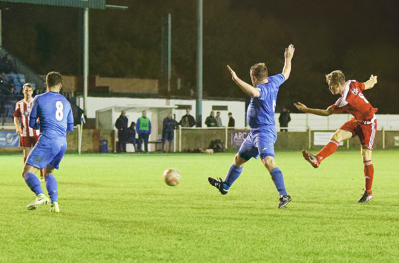 TN Premier Leaguep Wivenhoe vFelixstowe