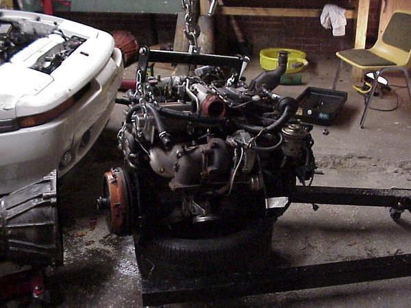 Still just an engine
