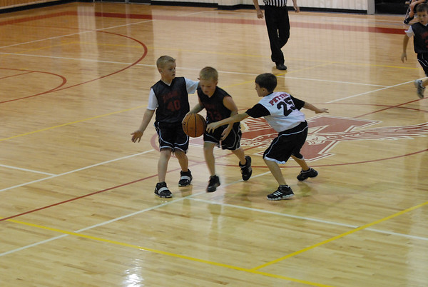 Argyle Eagles Basketball - 12/13/08