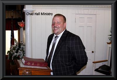 Chad Hall