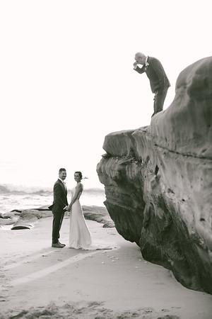 Denton + Courtney Wedding