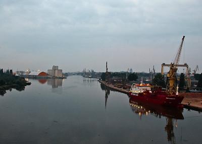 Poland , Szczecin - Sept 2010
