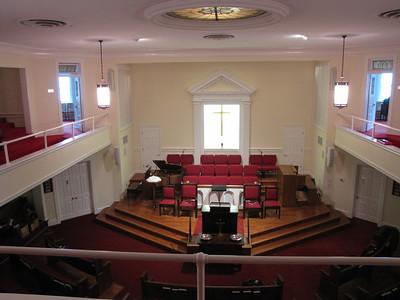 Murfreesboro Baptist, Murfreesboro