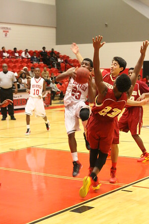 2014 CHS Boys Varsity Basketball vs Northview