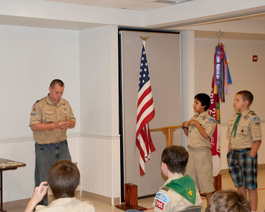 Court of Honor May 2012