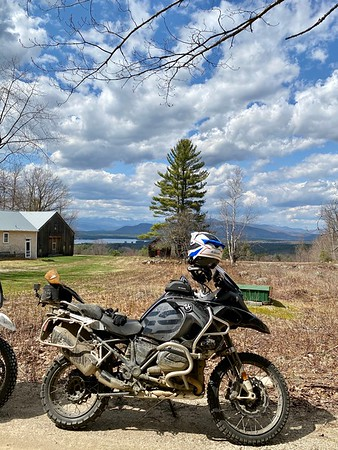 Maine Woods Ride May 2020