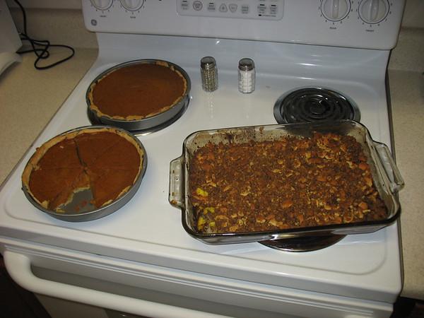 2006-12-02 - Grilling & Baking