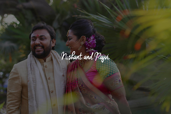 Nishant and Rajvi | 2015