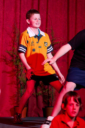 Fernside School production 2010