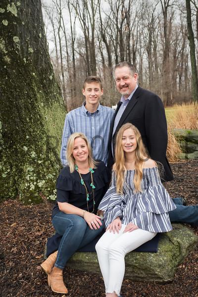 Cowan Family Portraits