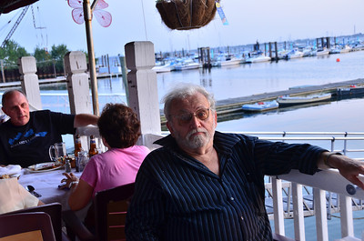2011 43 Anniversary at City Island Sea Shore Rest.