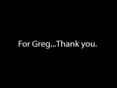 Greg Strange