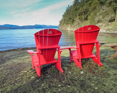 Shown on Pender Island July 2017