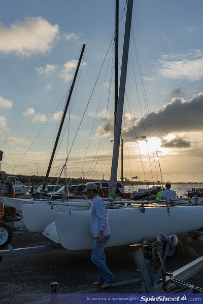 2014 Hampton Roads Sunfish Challenge and Dinghy Distance Race