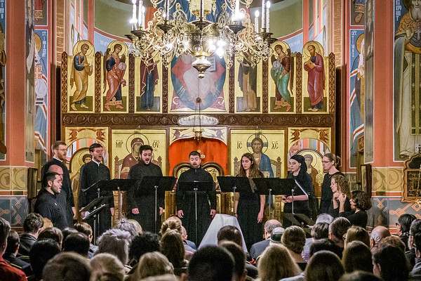 SVS Tenebrae Concert at St. Nicholas Cathedral