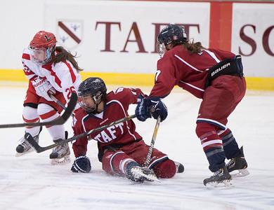 12/6/14: Girls' Varsity Hockey vs Lawrenceville
