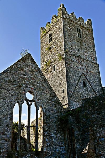 French Church Ruins