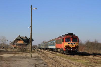 Hungary, Slovenia, Austria & Italy - February 2015