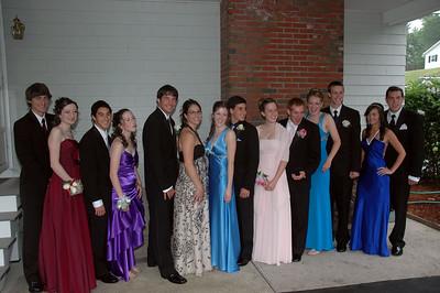 CHS 2008 Senior Prom