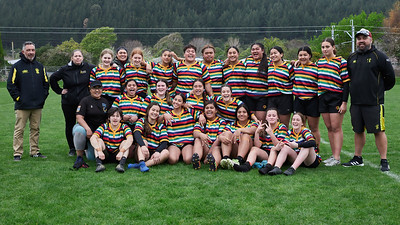 20211002 - Girls U18 - Wellington Centurions vs Horowhenua Kapiti