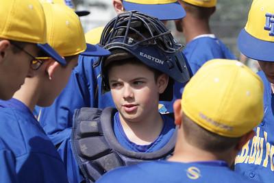 Boys Baseball B Team