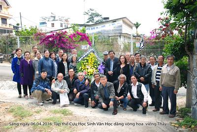 26 hình - Tiễn Đưa Thầy Lưu Văn Nguyên