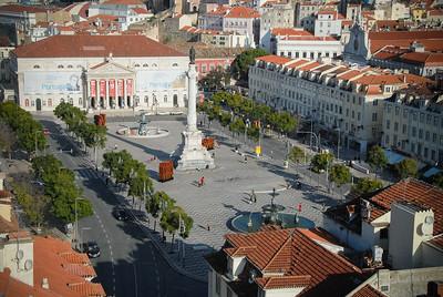 Lisbon Madrid