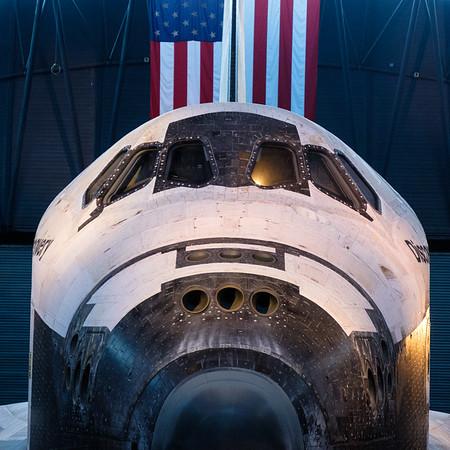 National Air and Space Musuem - Steven F. Udvar-Hazy Center, Dulles, USA