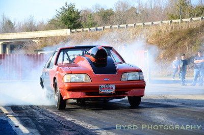 I-40 Dragway Test and Tune--3-12-11