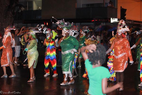 Parade Nocturne de Cayenne