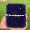 9.50ctw Round Brilliant Diamond Tennis Bracelet 39