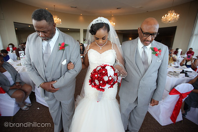 Tyla and Brannon Johnson's Wedding Ceremony, The Heart of St. Charles, St. Charles Missouri, USA