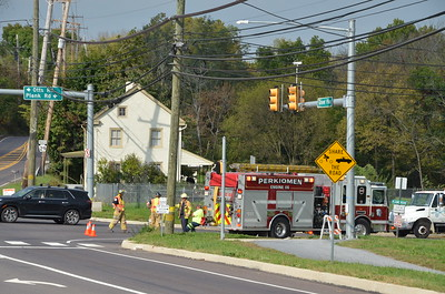 10.08.2021 downed wire on Plank Rd Bridge