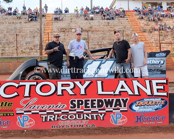 Lavonia Speedway July 13th 2018