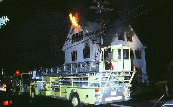 Taunton, Garfield St - 10/1989