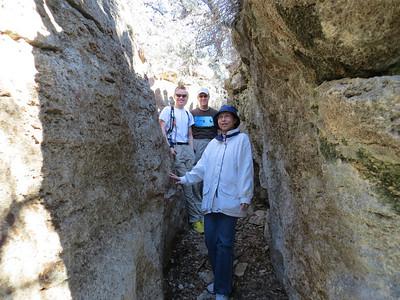 Feb 2013 - Shotgun Shooting and Hiking