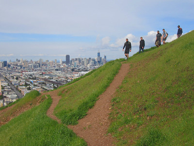 SF Urban Hike: Feb 25, 2017