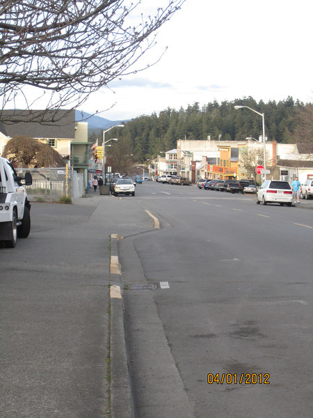 Downtown Friday Harbor