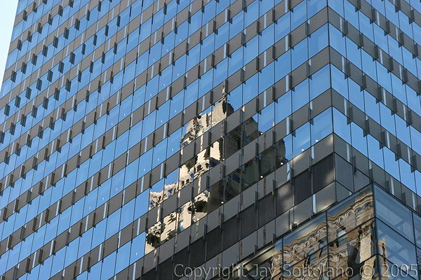 Reflections of a City (NYC)