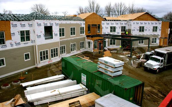 Seaport Village construction