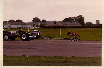 US Dragsters in UK 1965