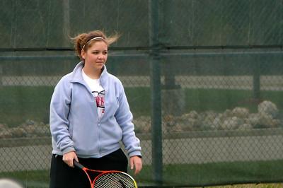Girls Tennis - 2008-2009 - 4/15/2009 Spring Lake