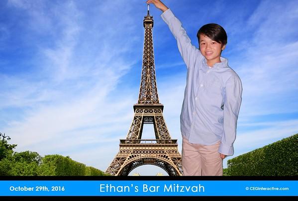 2016-10-29 Ethan's Bar Mitzvah